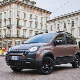 Fiat Panda: arriva la versione Trussardi