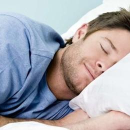 «Non disturba la qualità del sonno»  Una ricerca sul russare