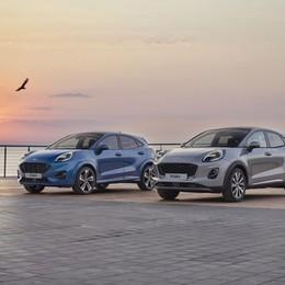 Nuova Ford Puma in versione Titanium X