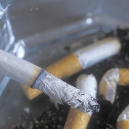 L'astinenza dalle sigarette non spinge verso il cibo