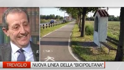 Treviglio - Nuove linee della Bicipolitana