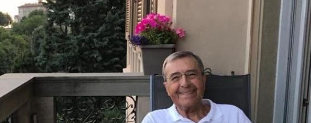 Addio al «decano» degli avvocati Bergamo piange Carlo Bonomi