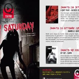 Tre sabati da paura al cinema È «Scary Saturday» al Qoelet