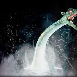 Misteri dell'Adda, il ritorno di Tarantasio Il mostro «risorge» dalle acque -Video