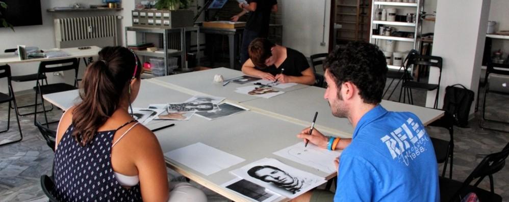 Quando l'arte incontra la fragilità A Bergamo aprono le Officine Tantemani