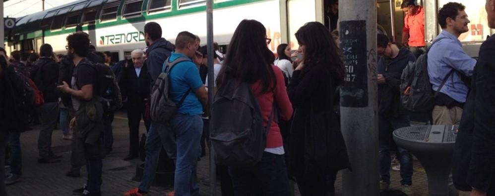 Treni, bocciate tutte le linee bergamasche Maglia nera alla Bergamo-Brescia-Lecco