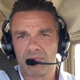 Velivolo caduto, il ricordo di Stefano «Grande passione per il volo sin da bimbo»