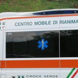 Ambulanza multata a Casnigo Viaggiava a 69 km orari