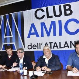 Atalanta, cresce la voglia di Champions «Club Amici», ci si avvicina a quota 100