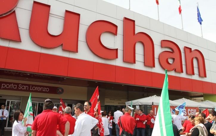 Auchan – Conad: i primi passi a Bergamo Cambiamenti a Bolgare, Romano e Curno