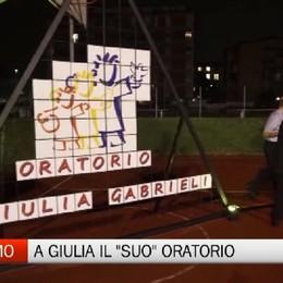 Bergamo - L'oratorio di San Tomaso intitolato a Giulia Gabrieli