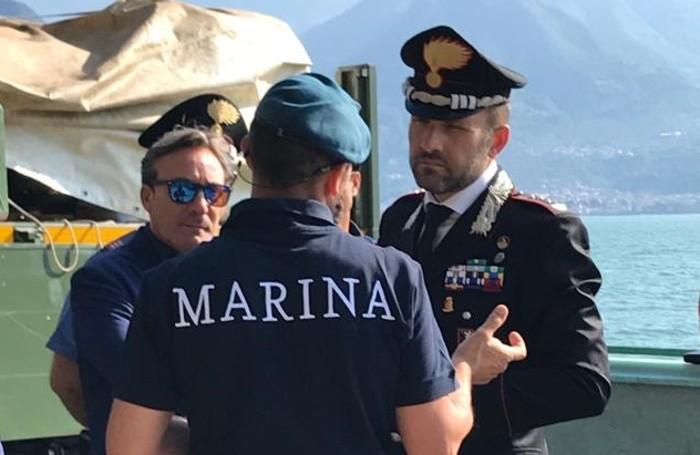 Il comandante dei carabinieri di Bergamo, colonnello Paolo Storoni