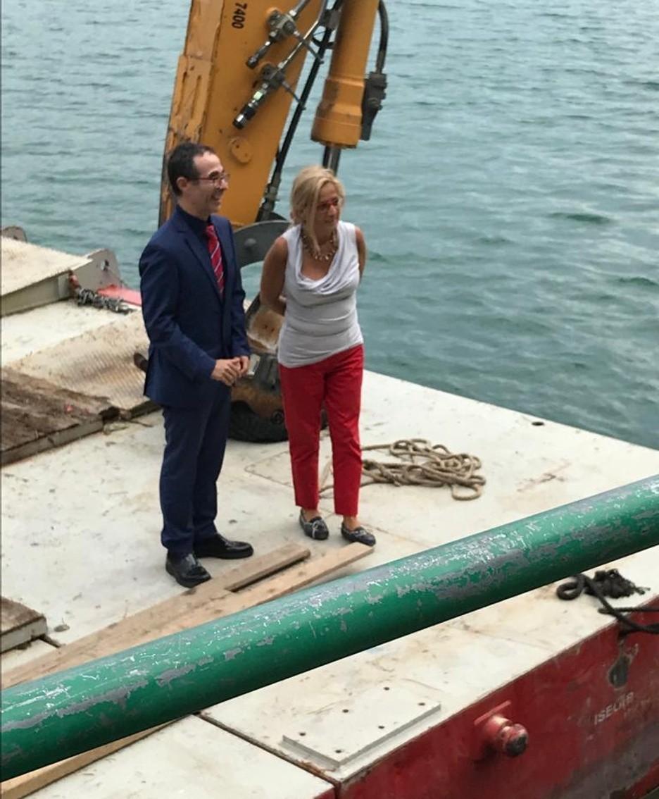 Il procuratore aggiunto maria Cristina Rota e il pm Giancarlo Mancusi
