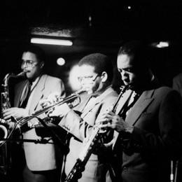 I Maestri del paesaggio Alzano, Fase jazz