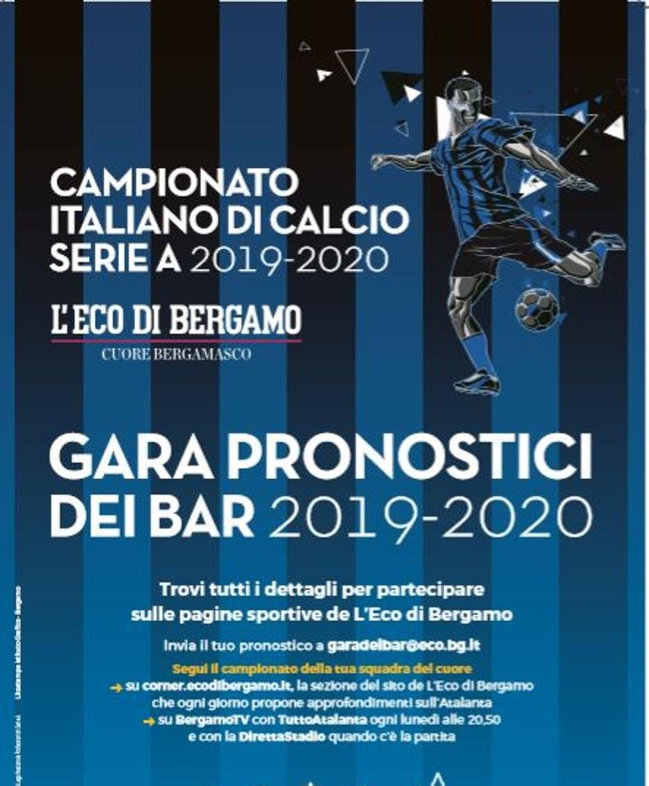 Quando Esce Il Calendario Di Serie A.Il Calendario Dei Pronostici De L Eco Bar E Ristoranti