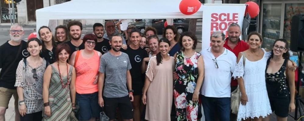 Il cammino di Osky: tutta Italia a piedi Per dare voce a chi ha la sclerosi multipla