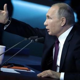 La Russia e il futuro Svantaggi a isolarla