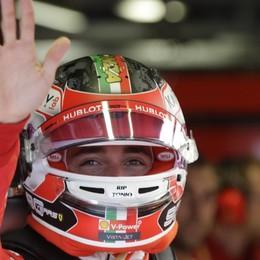 Leclerc davanti a tutti, è pole a Monza Il monegasco fa sognare i tifosi