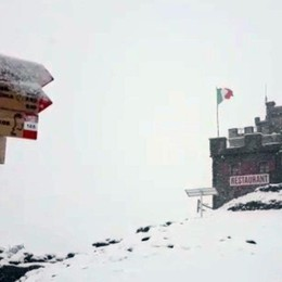 Meteo, in arrivo intenso peggioramento Piogge e freddo, neve oltre i 2600 metri