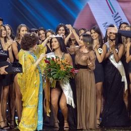 Miss Italia è Carolina Stramare -Foto Niente da fare per Mariagrazia Donadoni