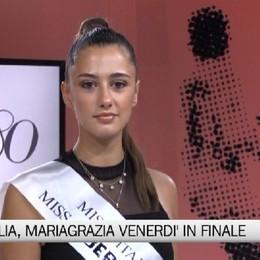 Miss Italia, Mariagrazia Donadoni venerdì in finale
