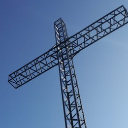 Nuovo volo a Gandino - Foto La Croce torna sul Corno