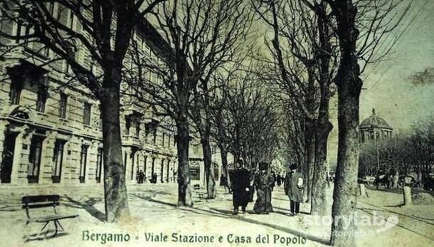Passeggiando nella storia fra il centro e la stazione