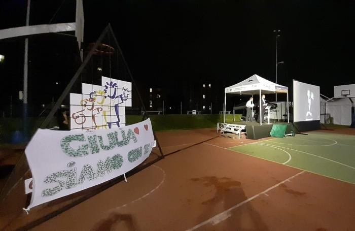 I cartelli per Giulia