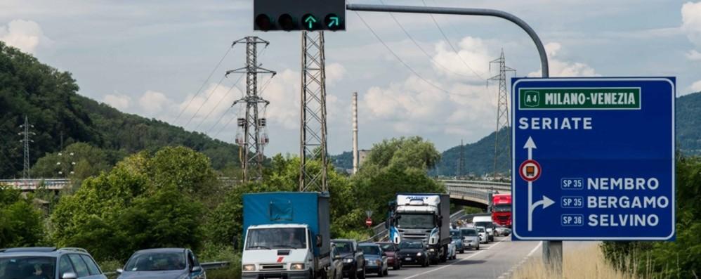 Val Seriana, allarme degli automobilisti È fobia multe sulla Provinciale