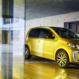 Volkswagen e-up! La piccola elettrica