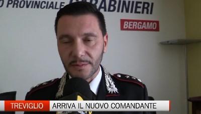 Carabinieri: nuovi comandanti a Teviglio e Clusone