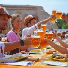 Gardaland Oktoberfest Adrenalina e tanta birra