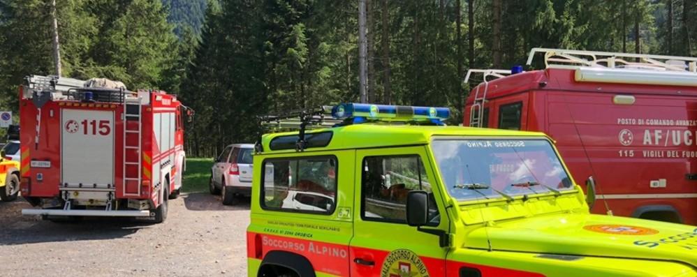 Un 74enne manca da casa da 24 ore L'appello dei famigliari a Schilpario