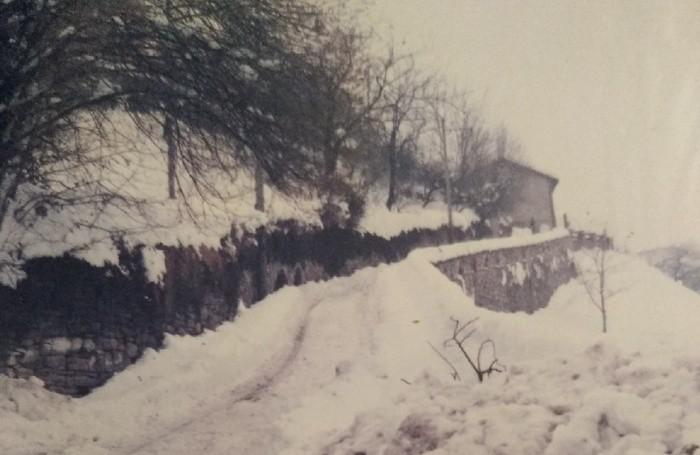 Una foto del 1985 da Cmangili
