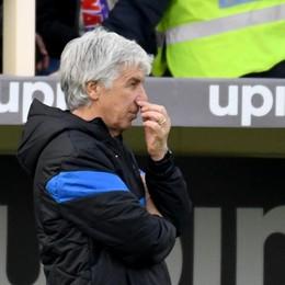 Gasperini: Atalanta troppo affaticata «Perso occasioni, Fiorentina più in forma»