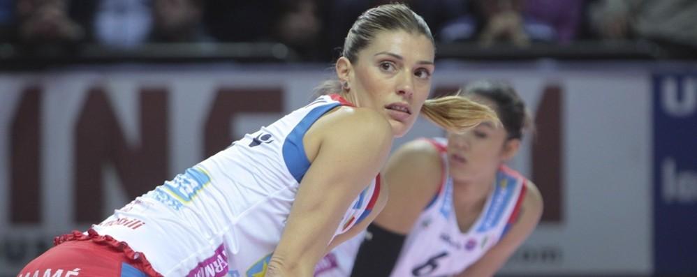 Volley, la Piccinini torna a giocare A 41 anni vuole ancora stupire - Foto