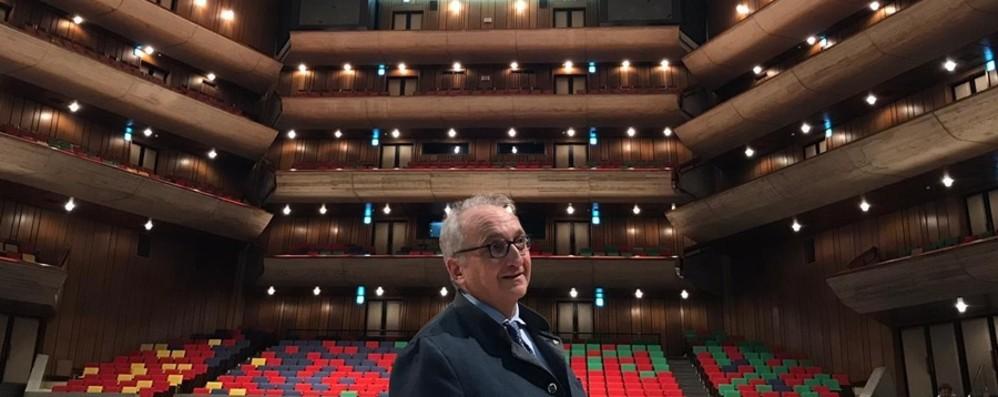 Bellini di Catania, nuovo direttore artistico È il bergamasco Fabrizio Maria Carminati
