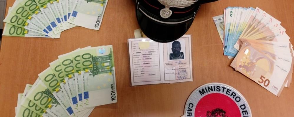 Cerca di versare soldi falsi sulla postepay È recidivo, arrestato 38enne a Sorisole