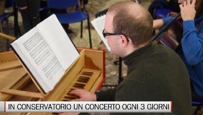 Conservatorio da record: un concerto ogni tre giorni, dal 2021 la statalizzazione e la fusione con le Belle Arti