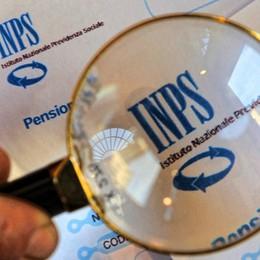 Errori nelle pensioni per 80 mila utenti Inps: somme dovute nei prossimi cedolini