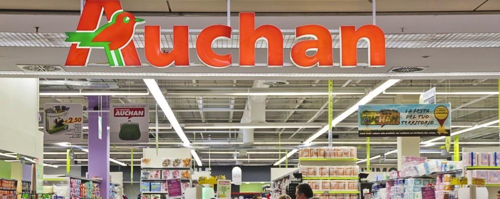Iper Auchan di Curno: si cambia «Spazio Conad» dal 15 febbraio