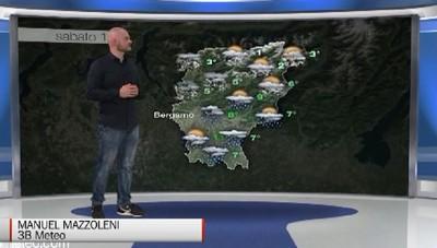 Meteo, le previsioni per sabato 18 gennaio
