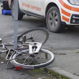 Morta l'anziana travolta ad Arcene La corsa in ospedale e poi il decesso