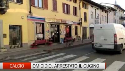 Omicidio di Calcio, arrestato il cugino della vittima
