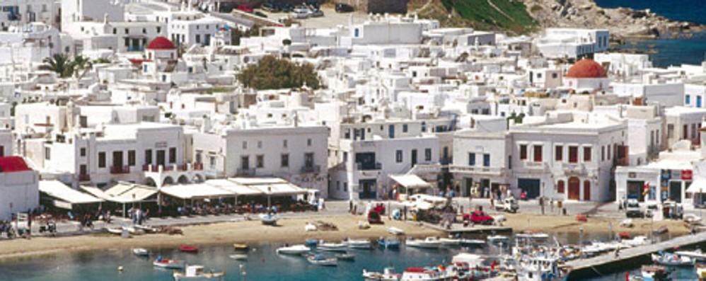Orio-Mykonos: nuova rotta Ryanair Da luglio due voli alla settimana