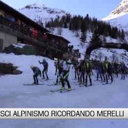 Sci alpinismo, a Lizzola nel ricordo di Mario Merelli