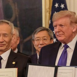 L'armistizio sui dazi una vittoria di Trump