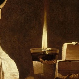 Luce e ombra  nell'arte a Bergamo