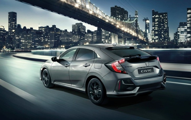 Restyling 2020 per Honda Civic