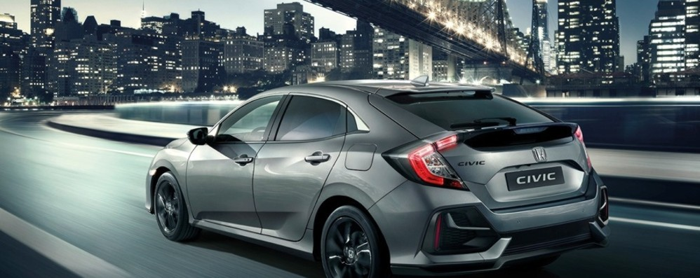 Restyling 2020 per Honda Civic